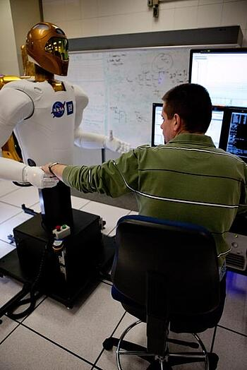NASA's Robonaut 2 and Robotic Industrial Automation