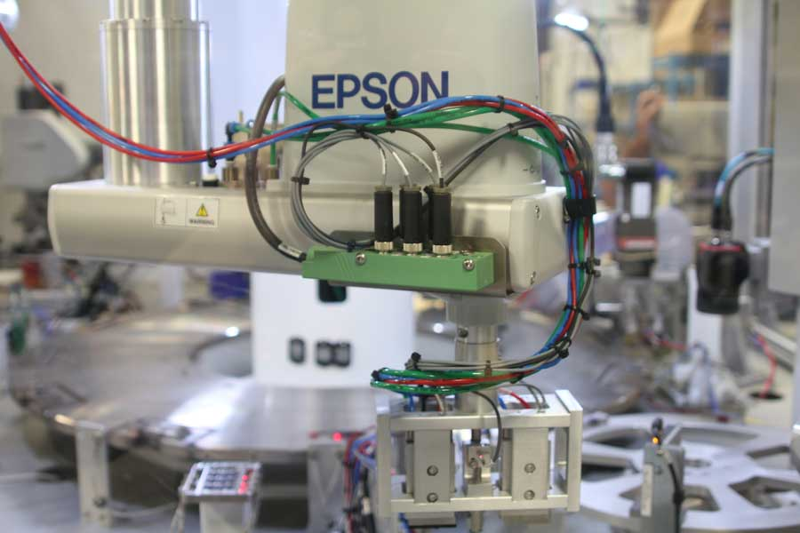 Epson introduce 3 new SCARA Robots to help expand to more applications