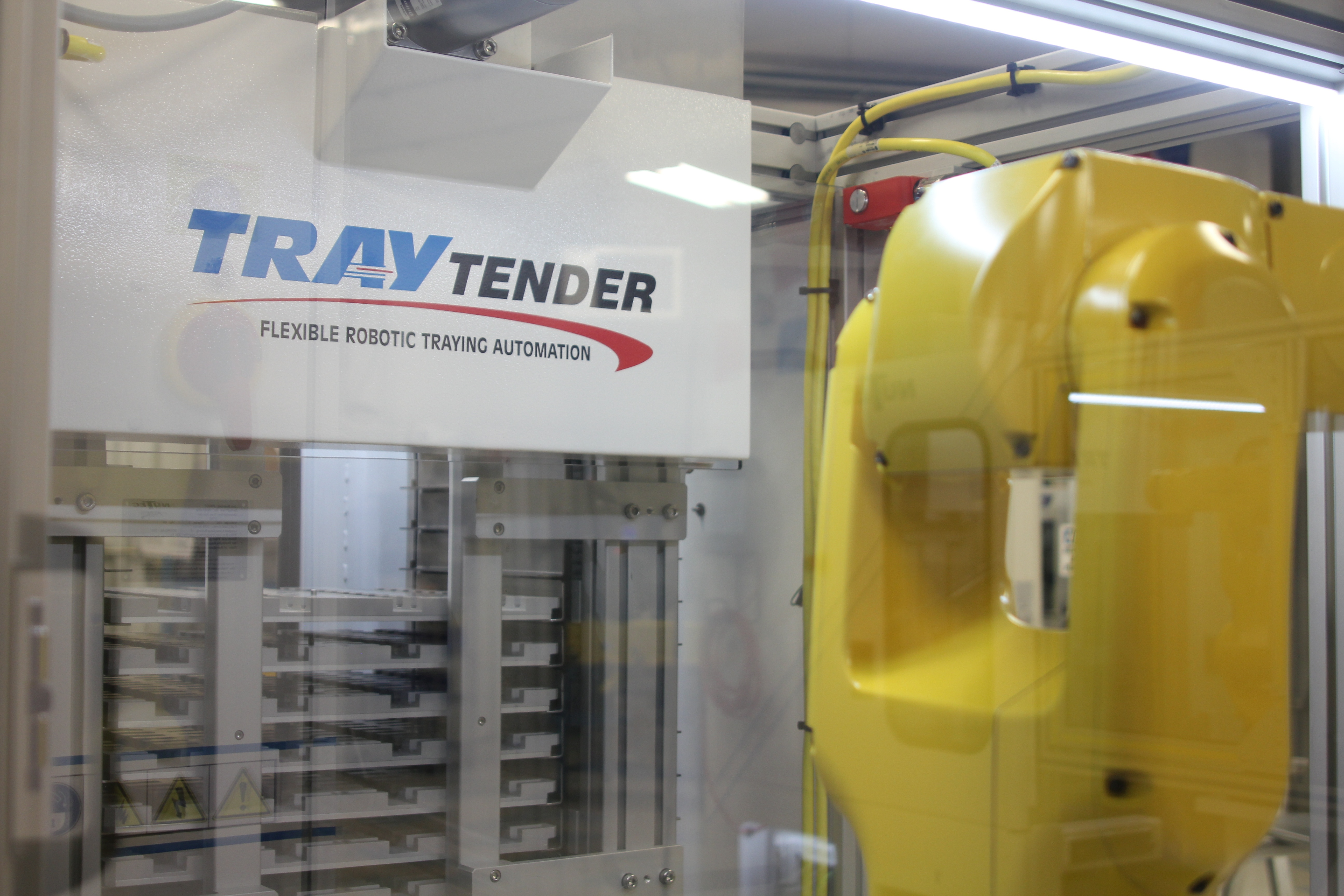 NuTec Launches the TrayTender 2100
