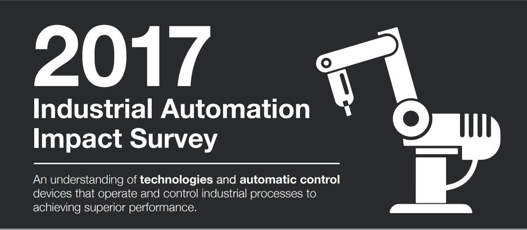 Industrial Automation Critical According to Survey Feedback