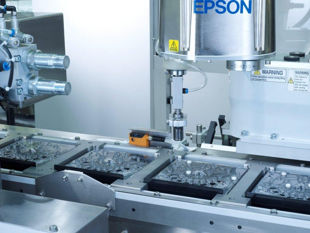 The Role of Automation in the Plastics Industry