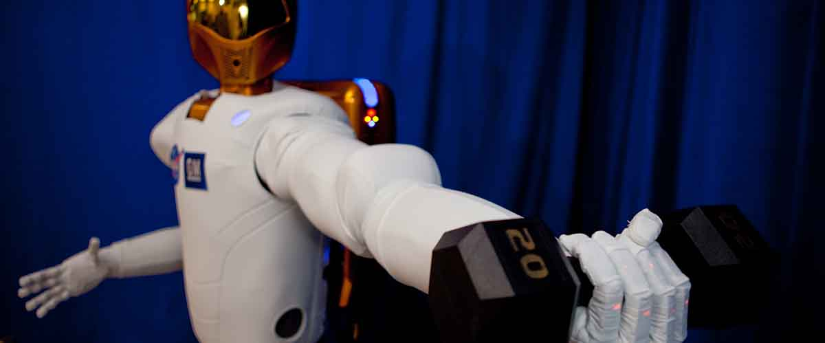 NASA's Game-Changing Robotics: Robonaut 2